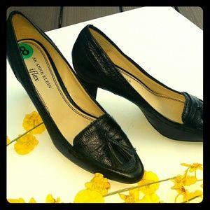 Anne Klein Iflex Black Shoes Size 8